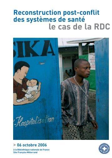 actes RDC oct2006 - Médecins du Monde