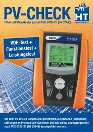 Flyer als PDF - SBV-Gawehn GmbH