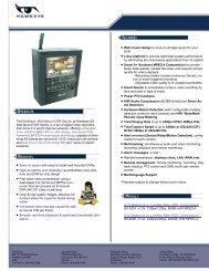 SX3008 DVR SERIES - Neugent Technologies, Inc.