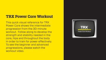 Download Trx Power Core Workout