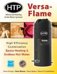 Versa-Flame - Heat Transfer Products, Inc