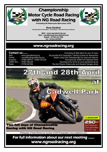Download - NG Road Racing