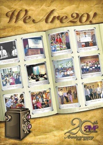 Issue 9: Jan - Mar 2011 - Association of Muslim Professionals