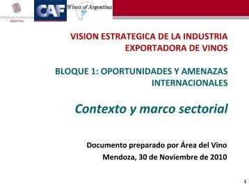 consumo - Wines Of Argentina