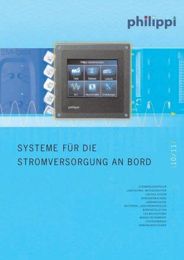 SYSTEME FÜR DIE STROMVERSORGUNG AN ... - BUKH Bremen