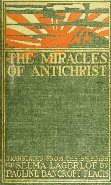 The miracles of Antichrist; a novel - HolyBooks.com