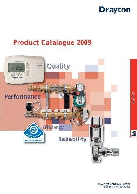 drayton product catalogue may 2009pdf  bhlcouk