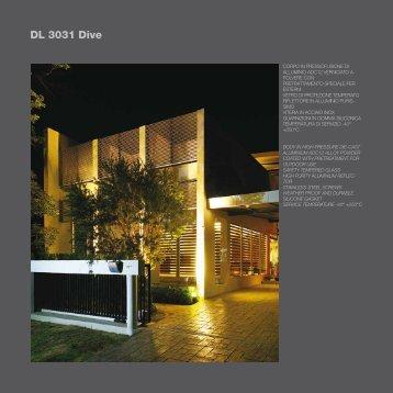 DL 3031 Dive - Halo Lighting