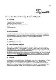 Asennusohjeet (.pdf) - Netrauta.fi