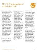 Forebyggelse er mere end tobak - Lev Vel - Page 3