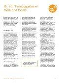 Forebyggelse er mere end tobak - Lev Vel - Page 5