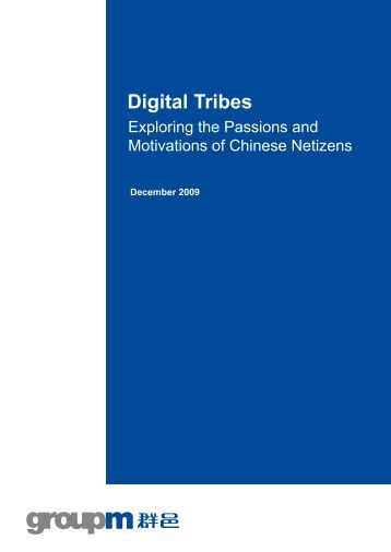 Digital Tribes - WPP.com