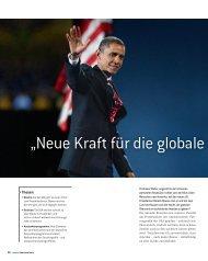 """""""Neue Kraft für die globale - Deutsche Bank"""