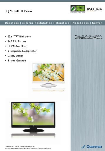 Q24 Full HD View - Gericom