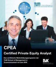 Weitere Informationen - Executive Education Center - Technische ...