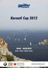 Download Folder als PDF ca. 1,1Mb - Kornati Cup