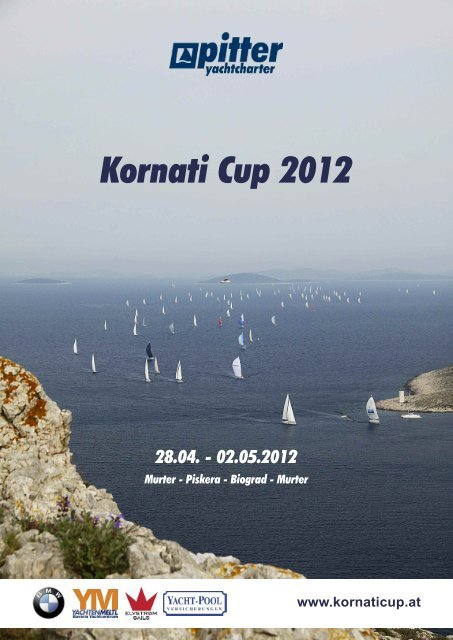 Download Folder als PDF ca. 1,1Mb - Kornati Cup