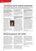 Arbeitssicherheit Neues Gesetz in Kraft - SGB - CISL - Seite 6