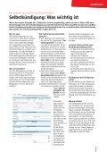 Arbeitssicherheit Neues Gesetz in Kraft - SGB - CISL - Seite 7