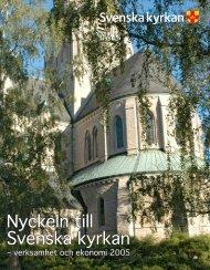 Nyckeln till Svenska kyrkan (pdf)