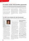 Arbeitsschwerpunkte 2011 - SGB - CISL - Seite 6