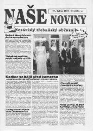 Číslo 8 - naše noviny archiv