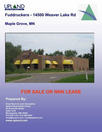 Marketing Package Maple Grove.pub - Upland Real Estate Group