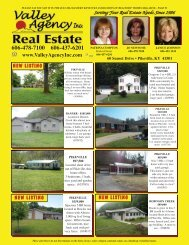 Valley Agency Real Estate - Youngspublishing.com
