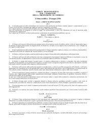Codice Deontologico - Consiglio Nazionale dei Chimici