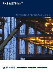 PKS NETPlan Übersicht PDF Download 7,0 MB