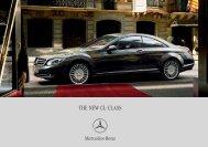THE NEW CL - CLASS - Mercedes-Benz Brunei