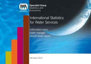 tatistické údaje prezentované na IWA World Congress in ... - SNK IWA