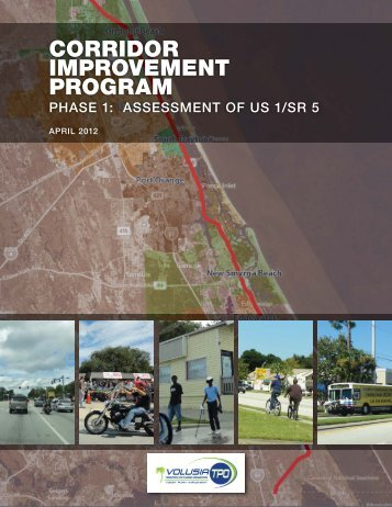 CIP Phase I – Assessment of US1/SR5 Final Report - Volusia TPO ...