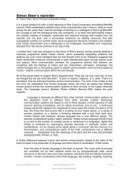 Article 8 - Redcliffe College