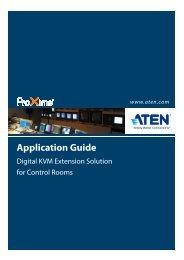 Control Rooms - Aten