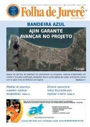 ajin garante avançar no projeto bandeira azul - Ajin.org.br