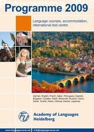Academy of Languages Heidelberg