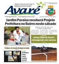 edição 578 - Câmara Municipal de Avaré