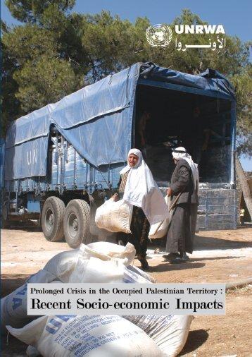 UNRWA Crisis Report - The Electronic Intifada