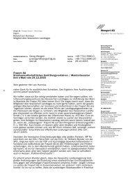 Wengert AG - Wengert Gruppe
