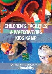 Download the Kids Kamp brochure here. - Clonakilty Park Leisure ...