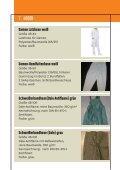 BEKLEIDUNGSVERKAUF UND PSA-ARTIKELKATALOG - Chempark - Seite 7