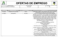 OFERTAS DE EMPREGO - O Portal do Concelho de Vila Viçosa