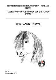 SHETLAND - NEWS Nr.1/ 2011 (Internet) - SSPV