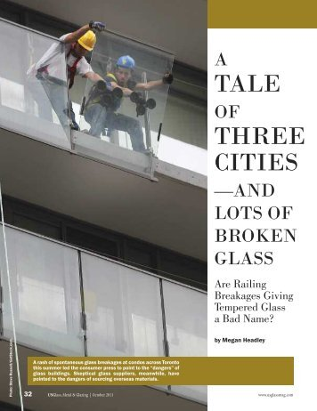 TALE THREE CITIES - American Business Media