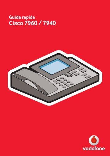 Guida rapida - Vodafone