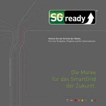 PDF Download der SGready Imagebroschüre - Bundesverband ...