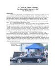 52nd Porsche Parade Autocross by Jim Cambron - Heart O' Dixie - Page 2