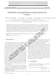 Calculation of prompt fission neutron spectra for 235U(n,f) *
