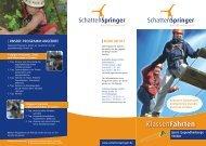 Sport | Jugendherberge Verden - Schattenspringer